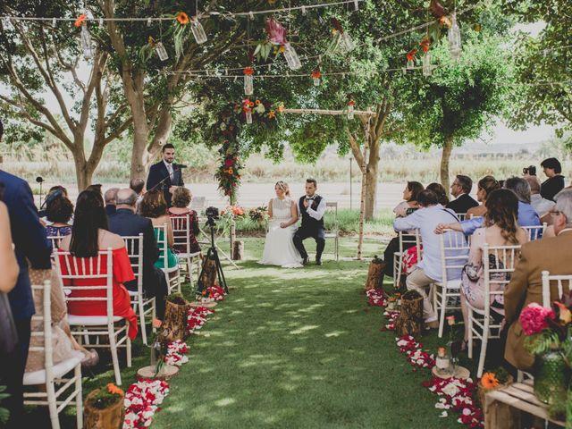 La boda de Iván y Carol en Daya Vieja, Alicante 27