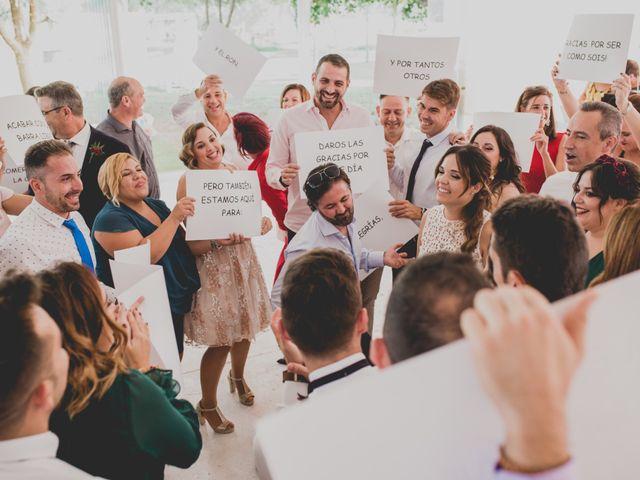 La boda de Iván y Carol en Daya Vieja, Alicante 49