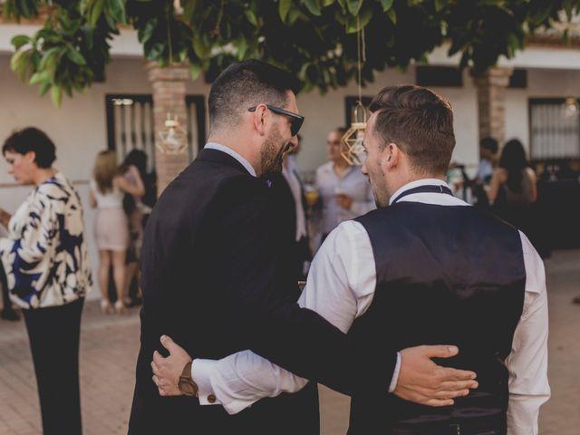 La boda de Iván y Carol en Daya Vieja, Alicante 55
