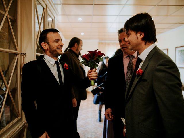 La boda de Carlos y Lluï en Deltebre, Tarragona 28