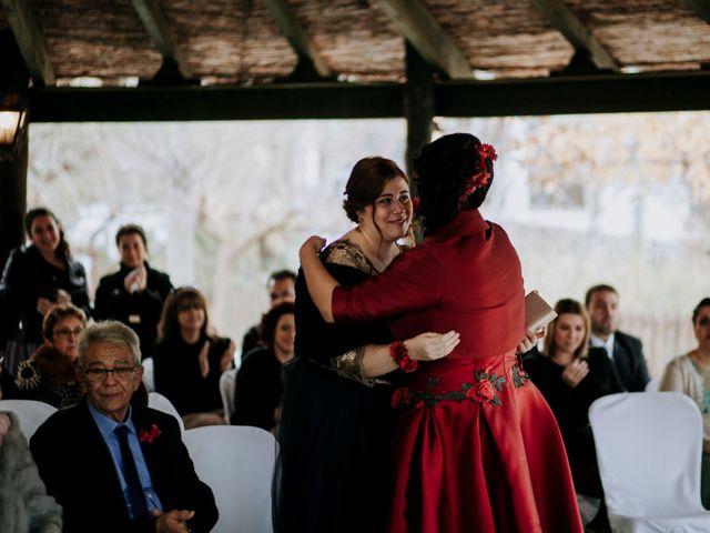 La boda de Carlos y Lluï en Deltebre, Tarragona 54