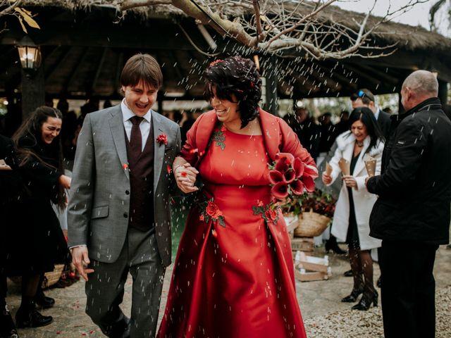 La boda de Carlos y Lluï en Deltebre, Tarragona 61
