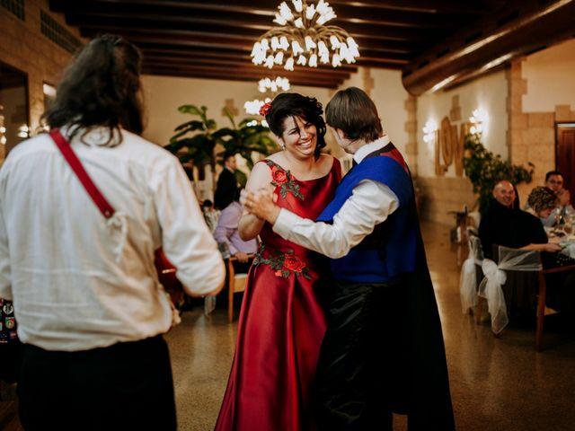 La boda de Carlos y Lluï en Deltebre, Tarragona 126