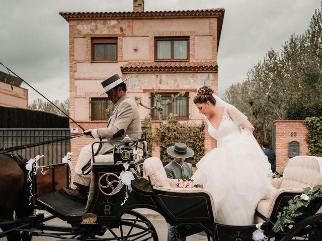 La boda de Víctor y Rosa en Ciudad Real, Ciudad Real 32