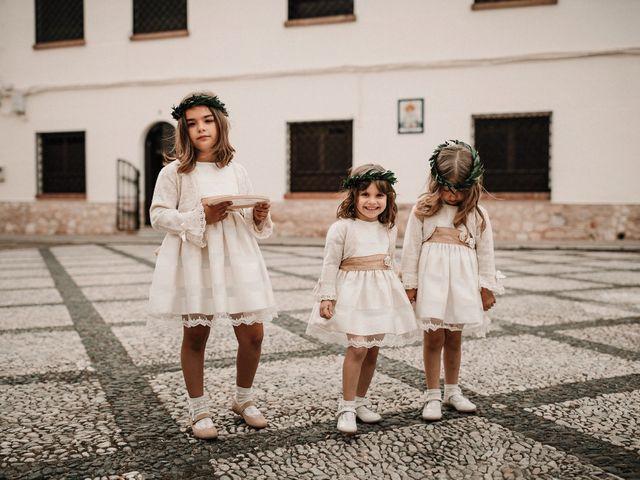 La boda de Víctor y Rosa en Ciudad Real, Ciudad Real 35