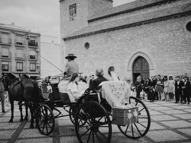 La boda de Víctor y Rosa en Ciudad Real, Ciudad Real 37