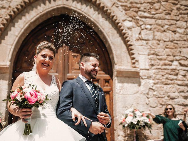 La boda de Víctor y Rosa en Ciudad Real, Ciudad Real 55