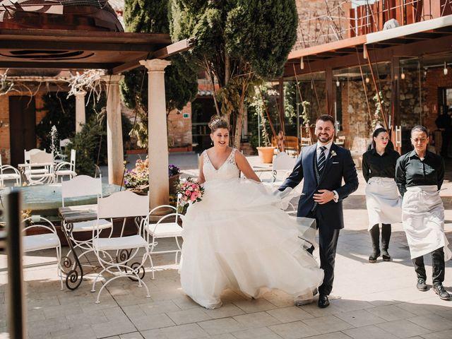 La boda de Víctor y Rosa en Ciudad Real, Ciudad Real 74