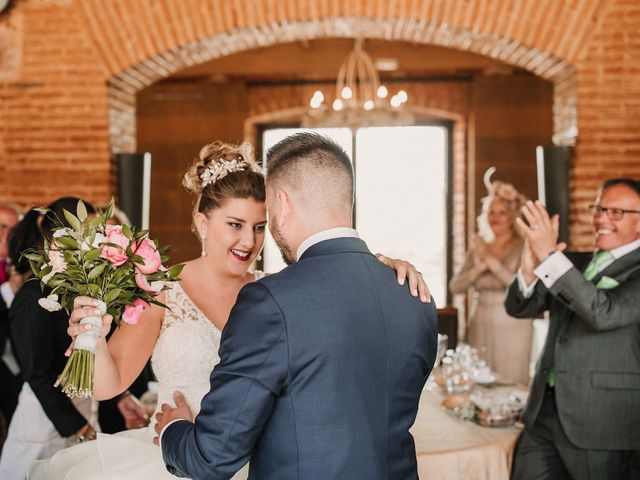 La boda de Víctor y Rosa en Ciudad Real, Ciudad Real 75