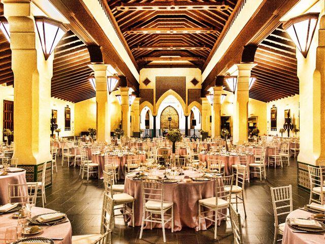 La boda de Alejandro y Rocío en Sanlucar La Mayor, Sevilla 5