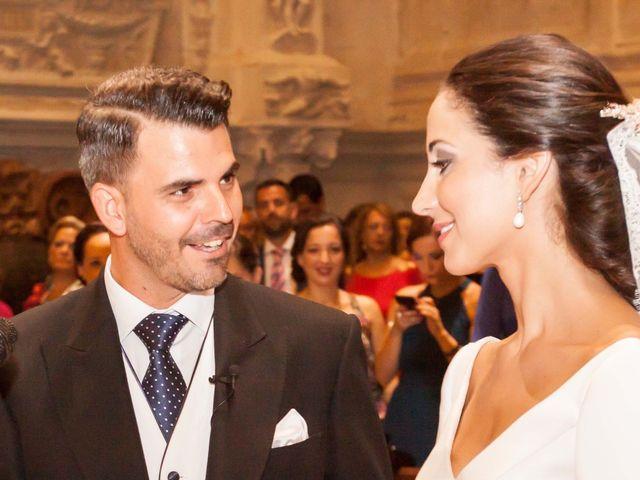 La boda de Alejandro y Rocío en Sanlucar La Mayor, Sevilla 7