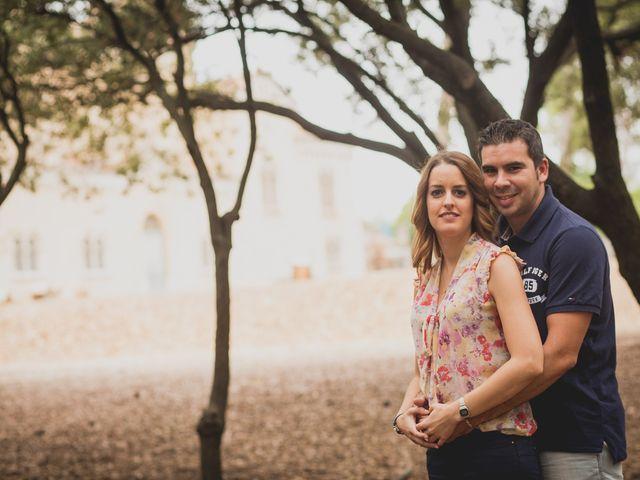 La boda de Alex y Paqui en Molins De Rei, Barcelona 2