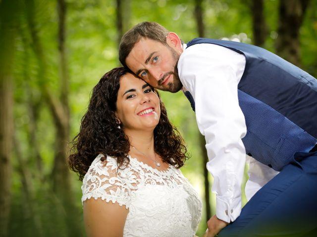 La boda de Marta y Pikolo