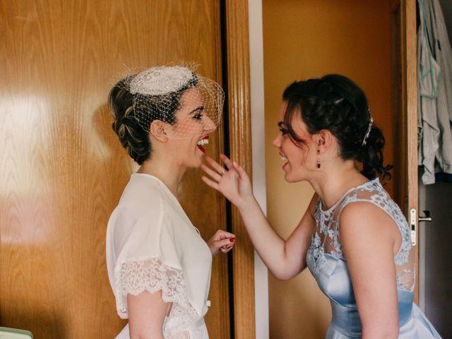 La boda de Alejandro y Diana en Piedrabuena, Ciudad Real 35