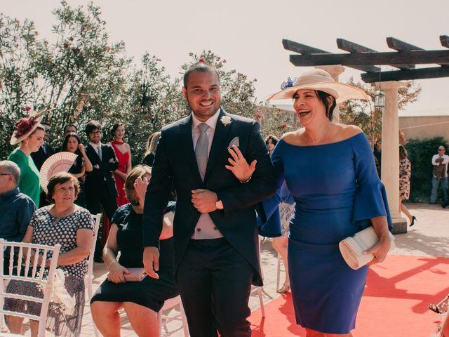 La boda de Alejandro y Diana en Piedrabuena, Ciudad Real 71