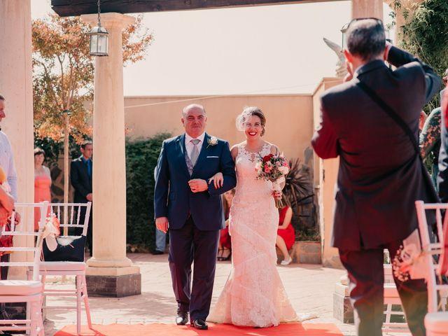 La boda de Alejandro y Diana en Piedrabuena, Ciudad Real 73