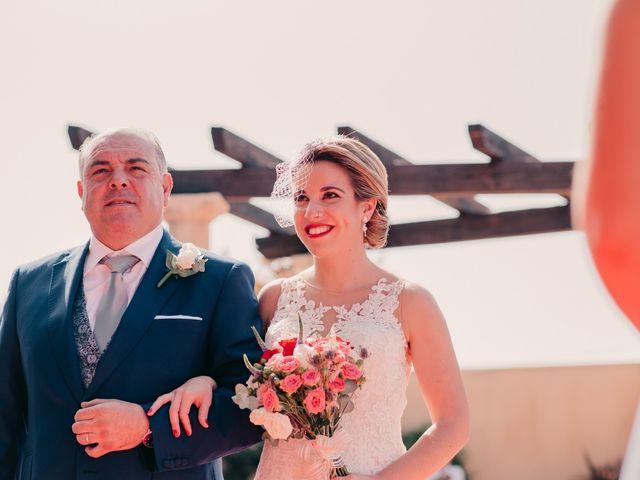 La boda de Alejandro y Diana en Piedrabuena, Ciudad Real 76