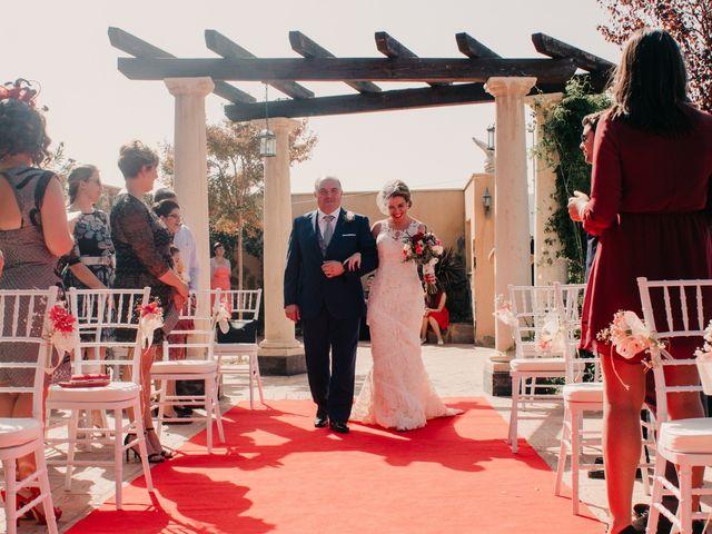 La boda de Alejandro y Diana en Piedrabuena, Ciudad Real 77