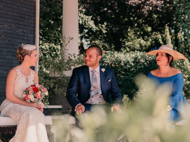 La boda de Alejandro y Diana en Piedrabuena, Ciudad Real 80