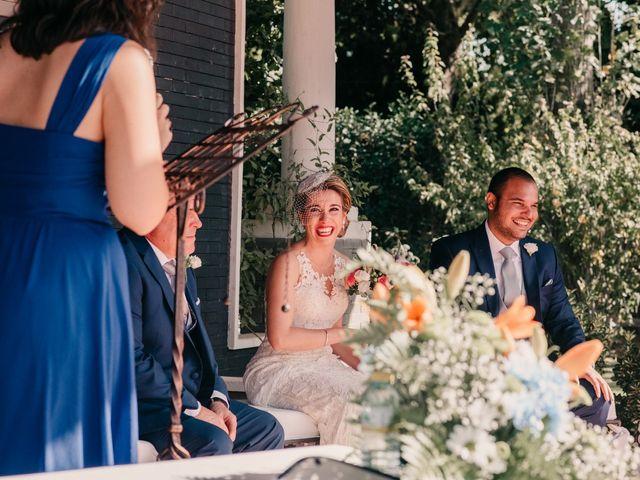 La boda de Alejandro y Diana en Piedrabuena, Ciudad Real 85
