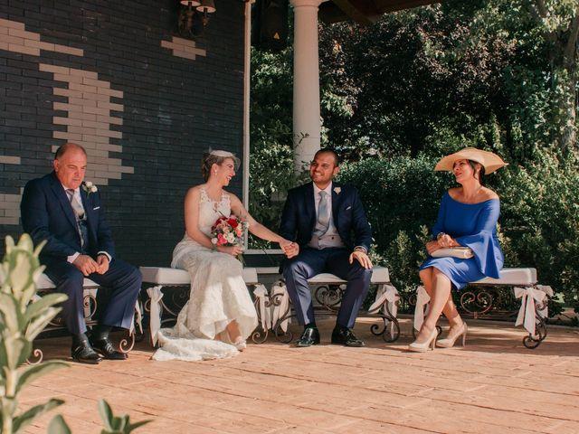 La boda de Alejandro y Diana en Piedrabuena, Ciudad Real 88