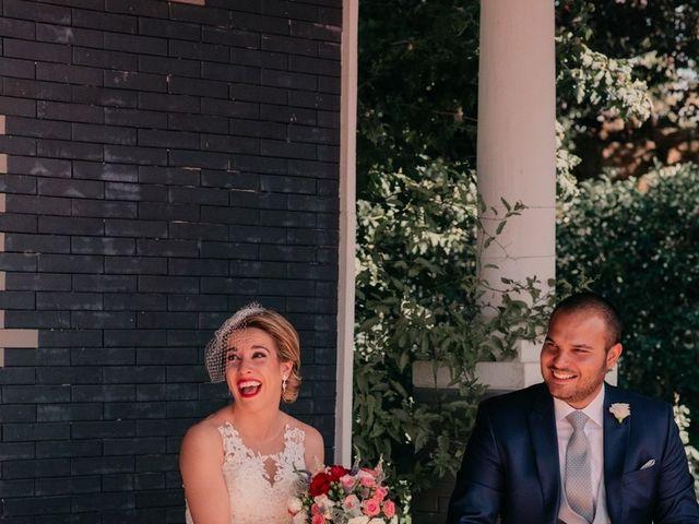La boda de Alejandro y Diana en Piedrabuena, Ciudad Real 89