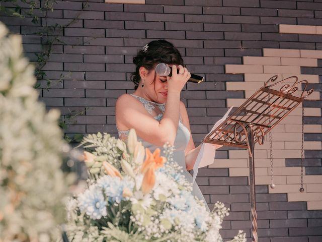 La boda de Alejandro y Diana en Piedrabuena, Ciudad Real 90