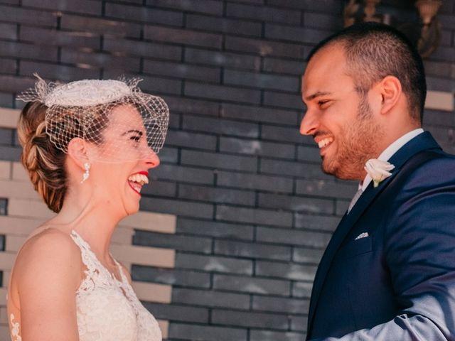 La boda de Alejandro y Diana en Piedrabuena, Ciudad Real 91