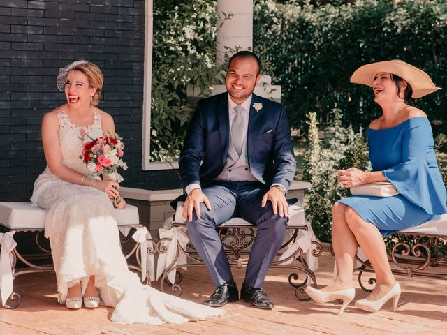 La boda de Alejandro y Diana en Piedrabuena, Ciudad Real 92