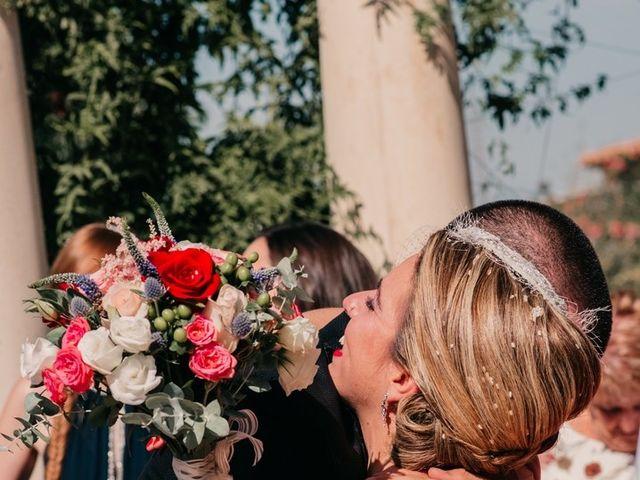 La boda de Alejandro y Diana en Piedrabuena, Ciudad Real 99