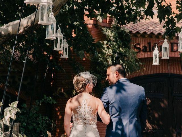 La boda de Alejandro y Diana en Piedrabuena, Ciudad Real 104