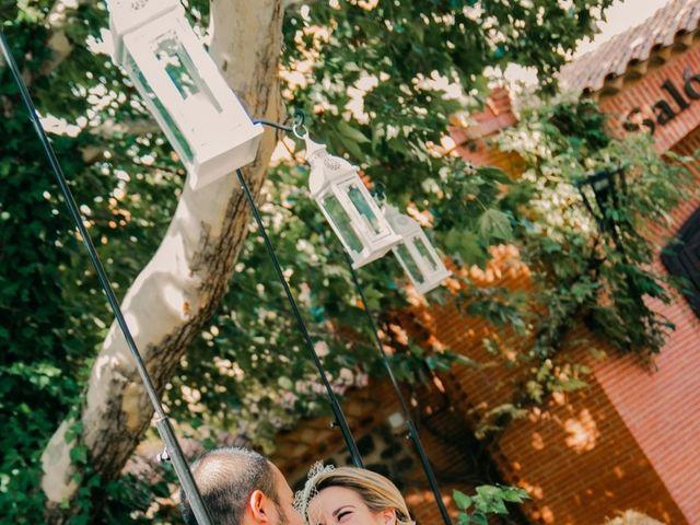 La boda de Alejandro y Diana en Piedrabuena, Ciudad Real 118