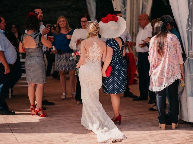 La boda de Alejandro y Diana en Piedrabuena, Ciudad Real 127