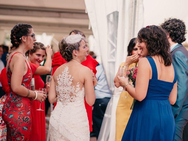 La boda de Alejandro y Diana en Piedrabuena, Ciudad Real 132
