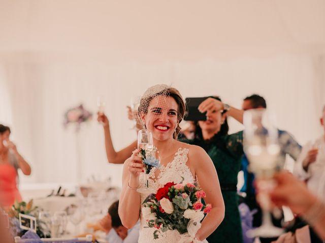 La boda de Alejandro y Diana en Piedrabuena, Ciudad Real 134