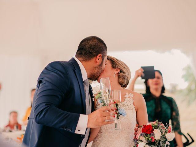 La boda de Alejandro y Diana en Piedrabuena, Ciudad Real 138