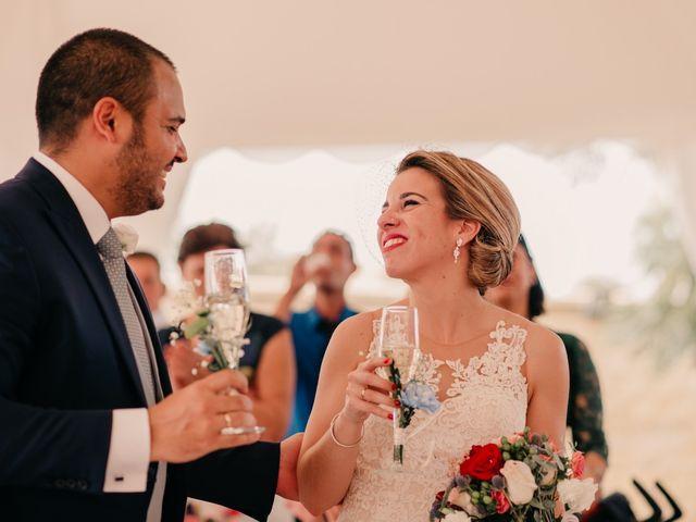 La boda de Alejandro y Diana en Piedrabuena, Ciudad Real 139