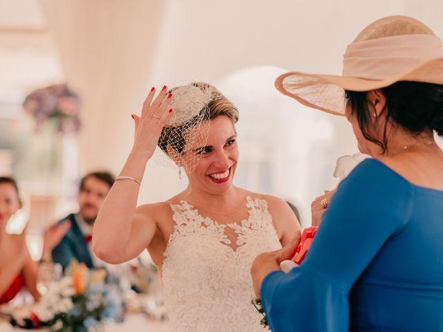 La boda de Alejandro y Diana en Piedrabuena, Ciudad Real 142