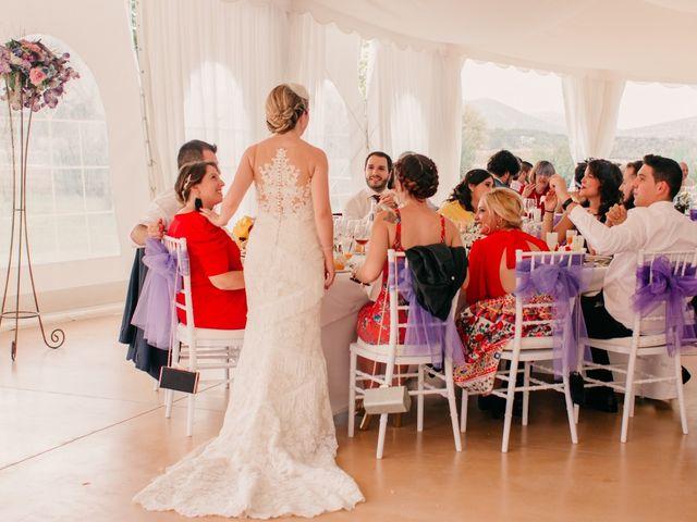La boda de Alejandro y Diana en Piedrabuena, Ciudad Real 149