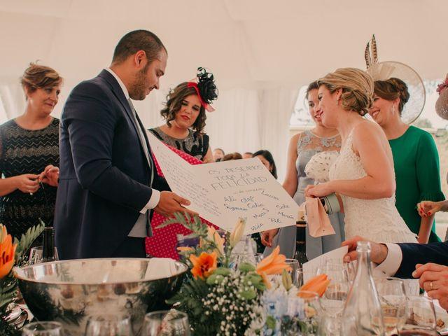 La boda de Alejandro y Diana en Piedrabuena, Ciudad Real 151