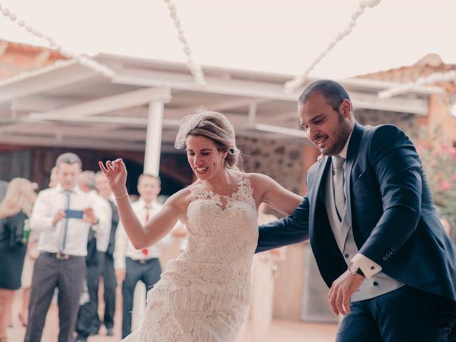 La boda de Alejandro y Diana en Piedrabuena, Ciudad Real 168