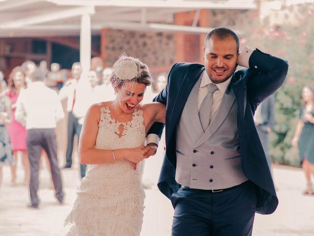 La boda de Alejandro y Diana en Piedrabuena, Ciudad Real 171