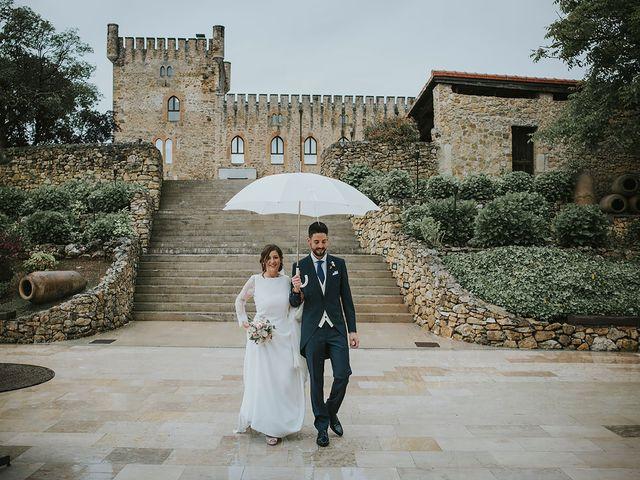 La boda de Andrés y Sandra en San Cucao, Asturias 29