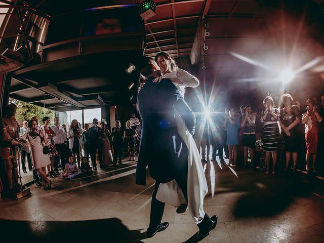 La boda de Andrés y Sandra en San Cucao, Asturias 35
