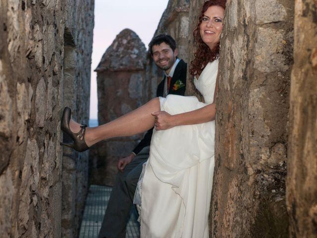 La boda de Luisma y Noelia en Alarcon, Cuenca 3