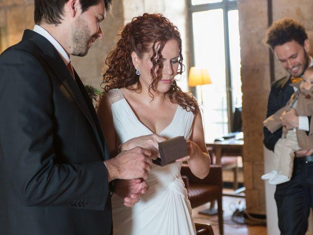 La boda de Luisma y Noelia en Alarcon, Cuenca 7