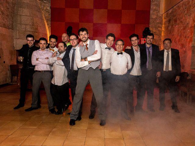 La boda de Luisma y Noelia en Alarcon, Cuenca 13
