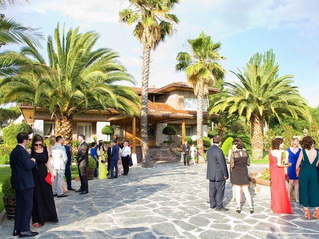 La boda de Pablo y Almudena en Cubas De La Sagra, Madrid 11