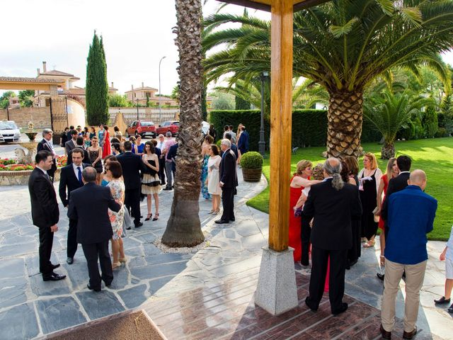 La boda de Pablo y Almudena en Cubas De La Sagra, Madrid 12