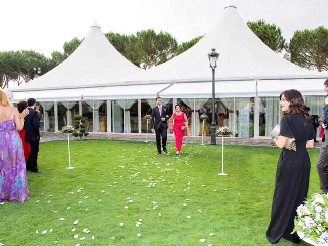 La boda de Pablo y Almudena en Cubas De La Sagra, Madrid 14